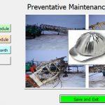HDD Rig Preventative Maintenance